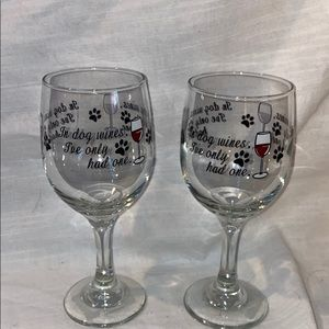 Other - NEW Wine Glass Set